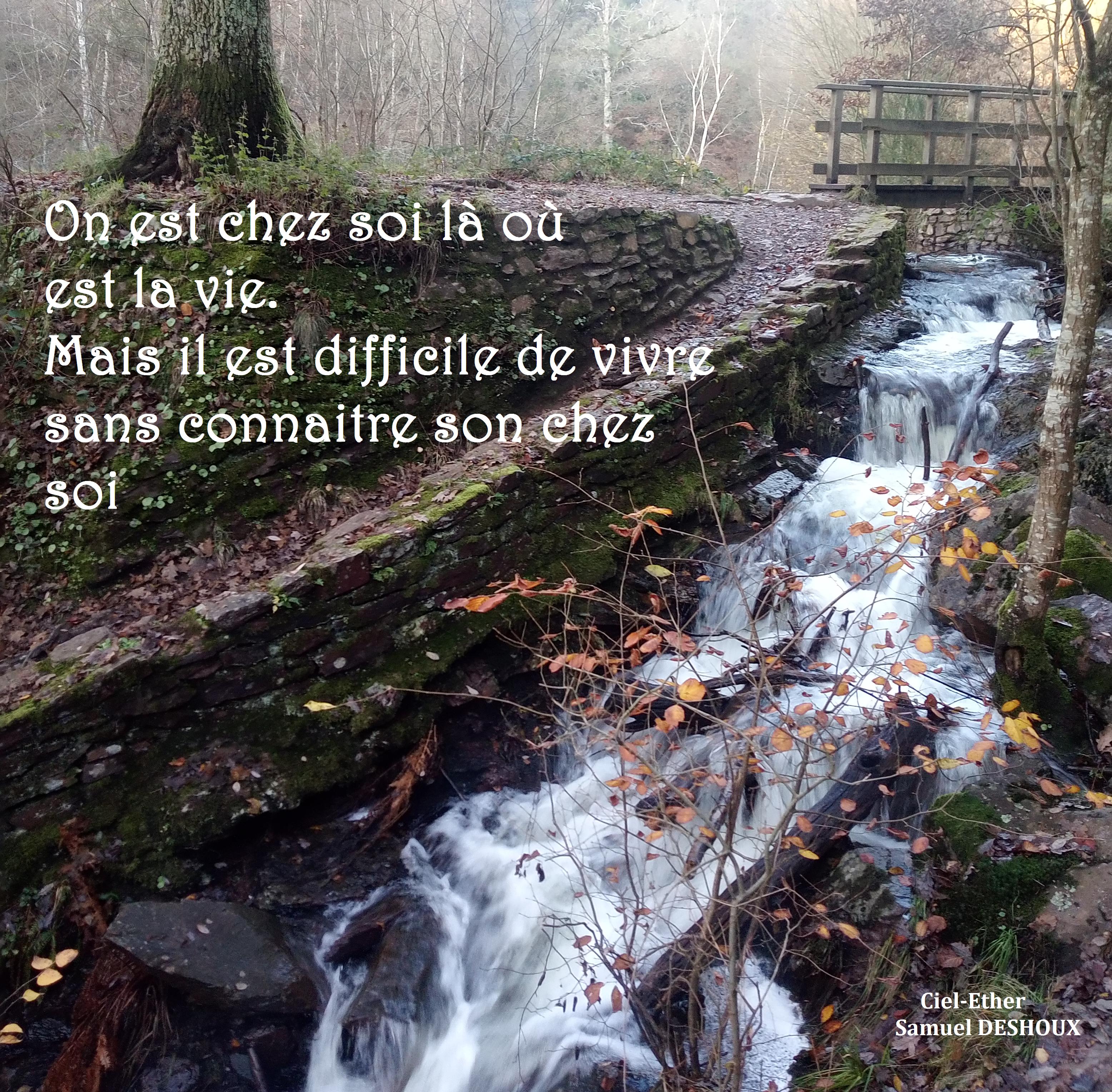 Ce site en Bretagne est un des site sacrés dédié à la géobiologie sacrée
