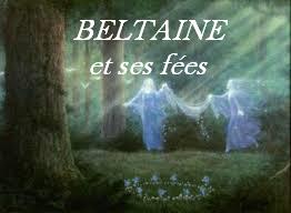Beltaine et sa ronde des fées