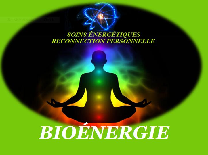 Soins énergétiques Reconnection personnelle BIOÉNERGIE